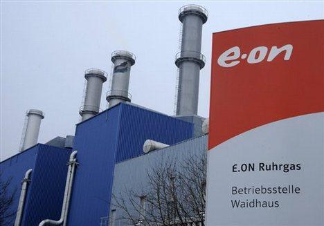 EON Ruhrgas собирается продать 3,5% акции Газпрома