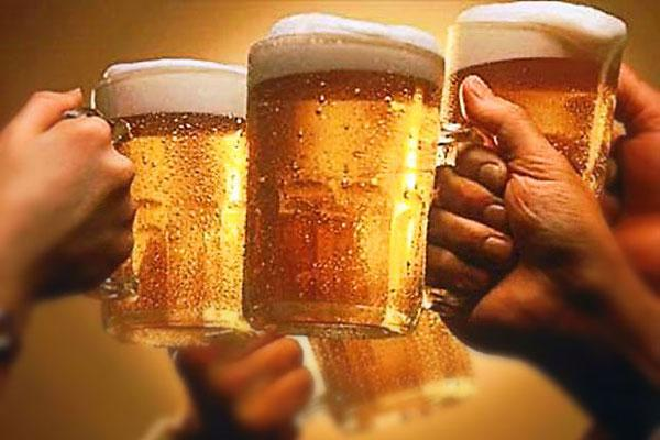 Продажа пива на разлив