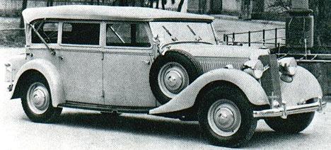 Mercedes-770
