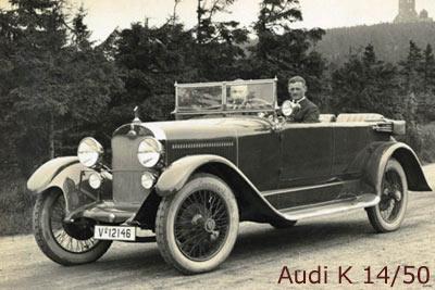 Audi K 14/50