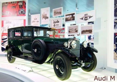 Audi-M