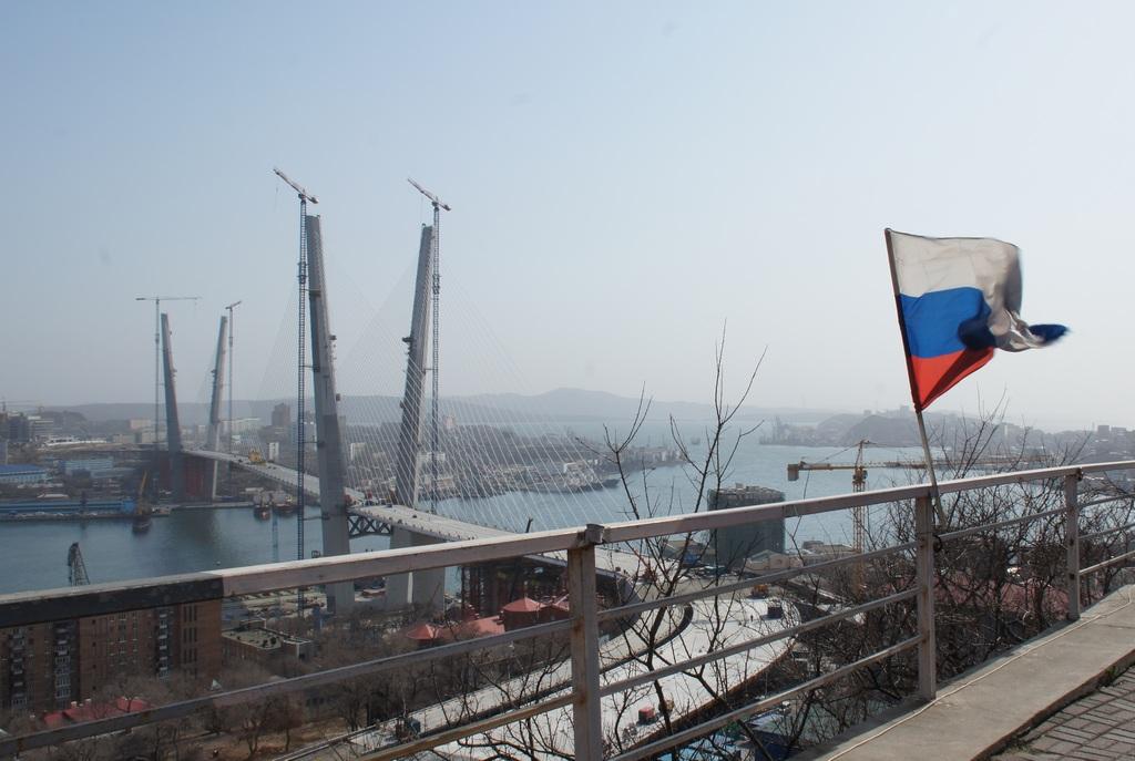 саммит АТЭС в Приморье