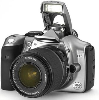 Сanon EOS 300D