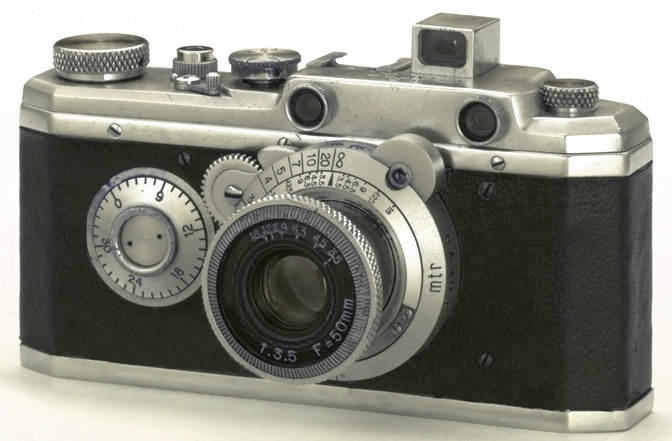 камера Hansa Canon