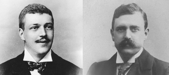 Антон и Жерард Филипсы