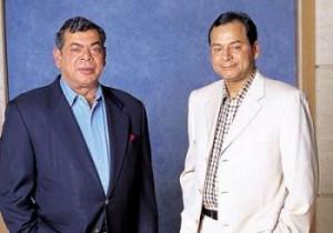 Шаши и Рави Руйя