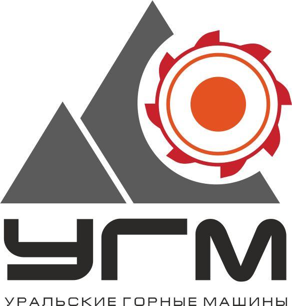 Уральские горные машины логотип