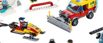 lego конструкторыы