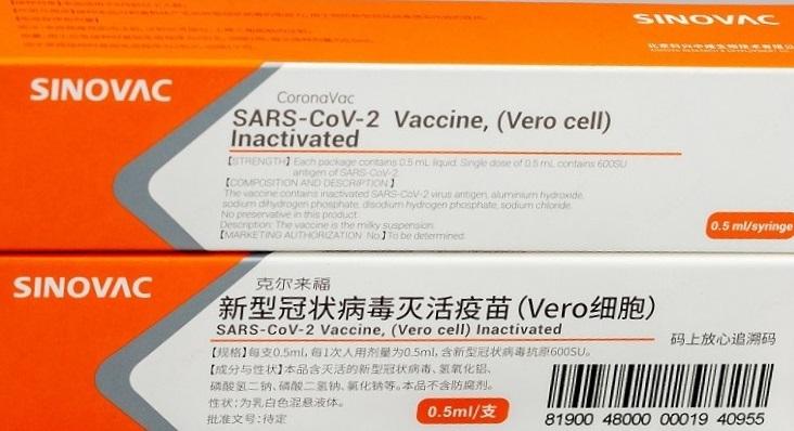 вакцины «Синовак»